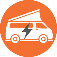 campervan electrics icon