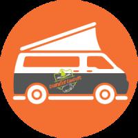 campervan graphics icon