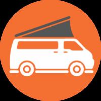 pop top roof icon