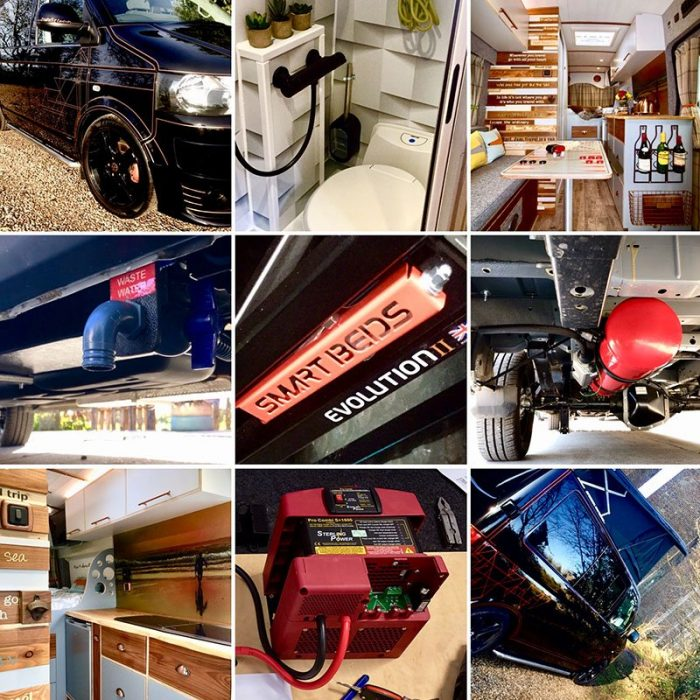 campervan conversions services