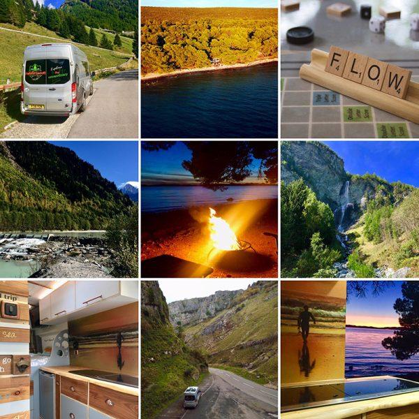 luxury campervan hire essex